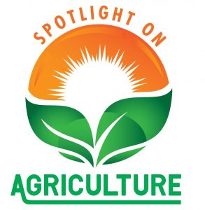 Logo for Alabama Public Television's Spotlight on Agriculture documentary series